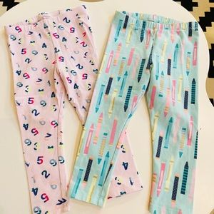 🌸5 for $20🌸two pairs of leggings